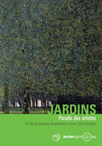 Jardins, paradis des artistes - dvd