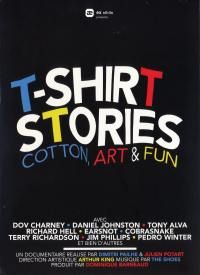 T-shirt stories - dvd  cotton, art & fun