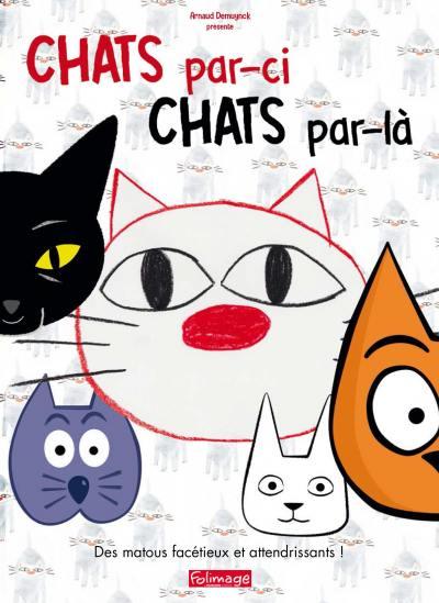 Chats par-ci, chats par-la - dvd