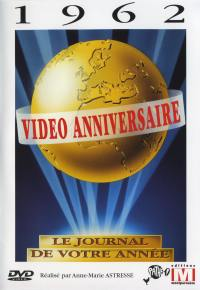 Video anniversaire 1962 - dvd