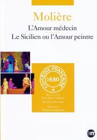L'amour medecin - dvd  le silicien ou l'amour peintre