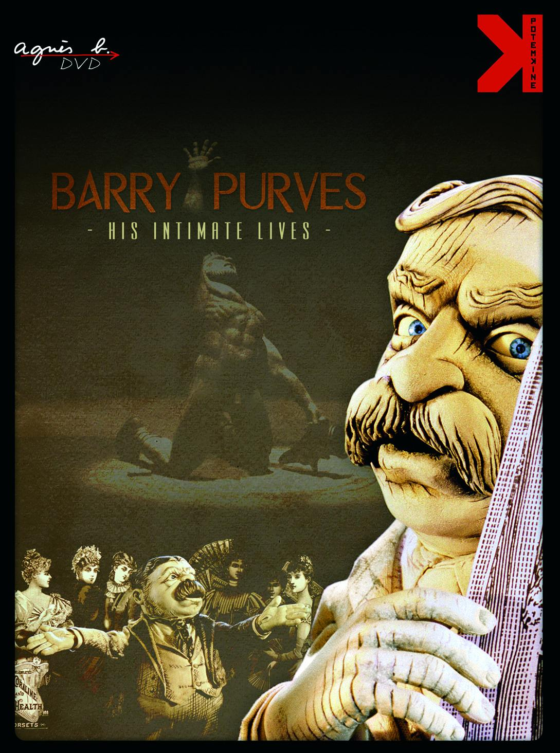 Barry jc purves - dvd  his intimate lives