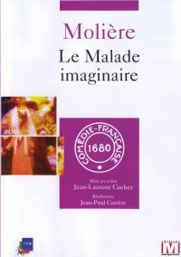 Le malade imaginaire - dvd  la comedie francaise