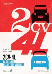 2 cv - 4 l, la guerre des petites voitures - dvd