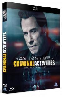 Criminal activites - blu-ray