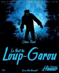 Nuit du loup garou (la) - combo dvd + blu-ray