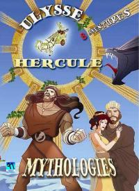Hercule et ulysse 8 aventures  - dvd