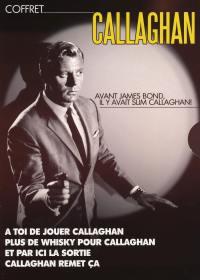 Coffret callaghan - 4 dvd-