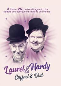 Laurel & hardy - 8 dvd