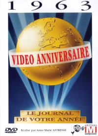 Video anniversaire 1963 - dvd