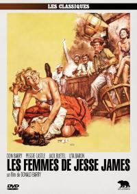 Femmes de jesse james (les) - dvd