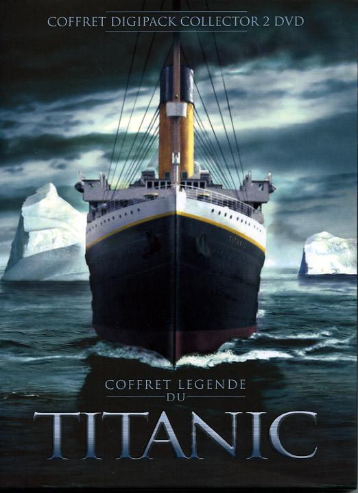 Legende du titanic - 2 dvd