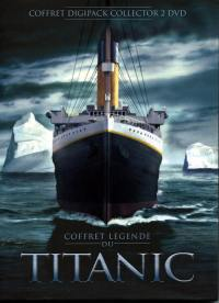 Legende du titanic - 2 dvd