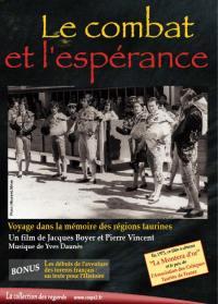 Le combat & l'esperance - dvd