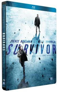 Survivor - blu-ray
