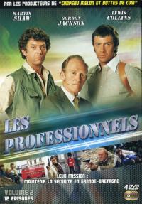 Les professionnels saison 2 - 4 dvd