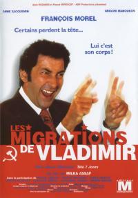 Migrations de vladimir (les) - dvd