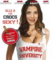 Vampire university - blu ray