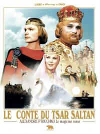 Conte du tsar saltan (le) - combo dvd + blu-ray + livre - mediabook