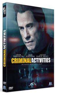 Criminal activities - dvd