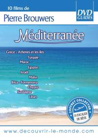 Coffret mediterranee - 10 dvd