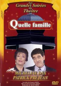 Quelle famille - dvd