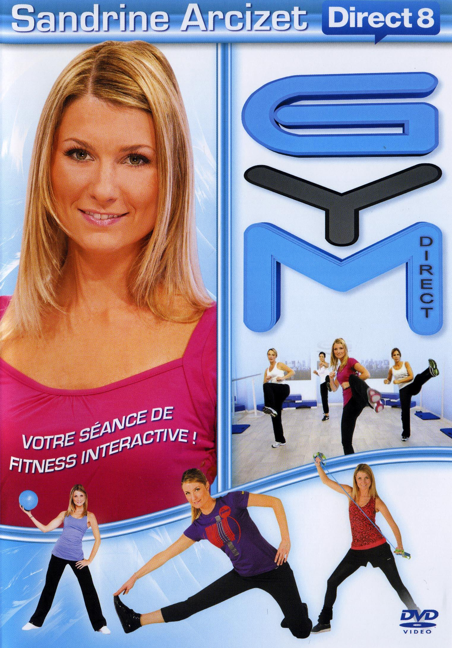 Gym direct - dvd