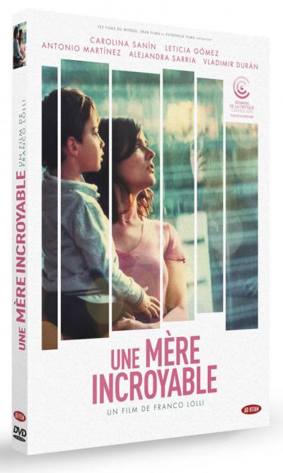 Une mere incroyable - dvd