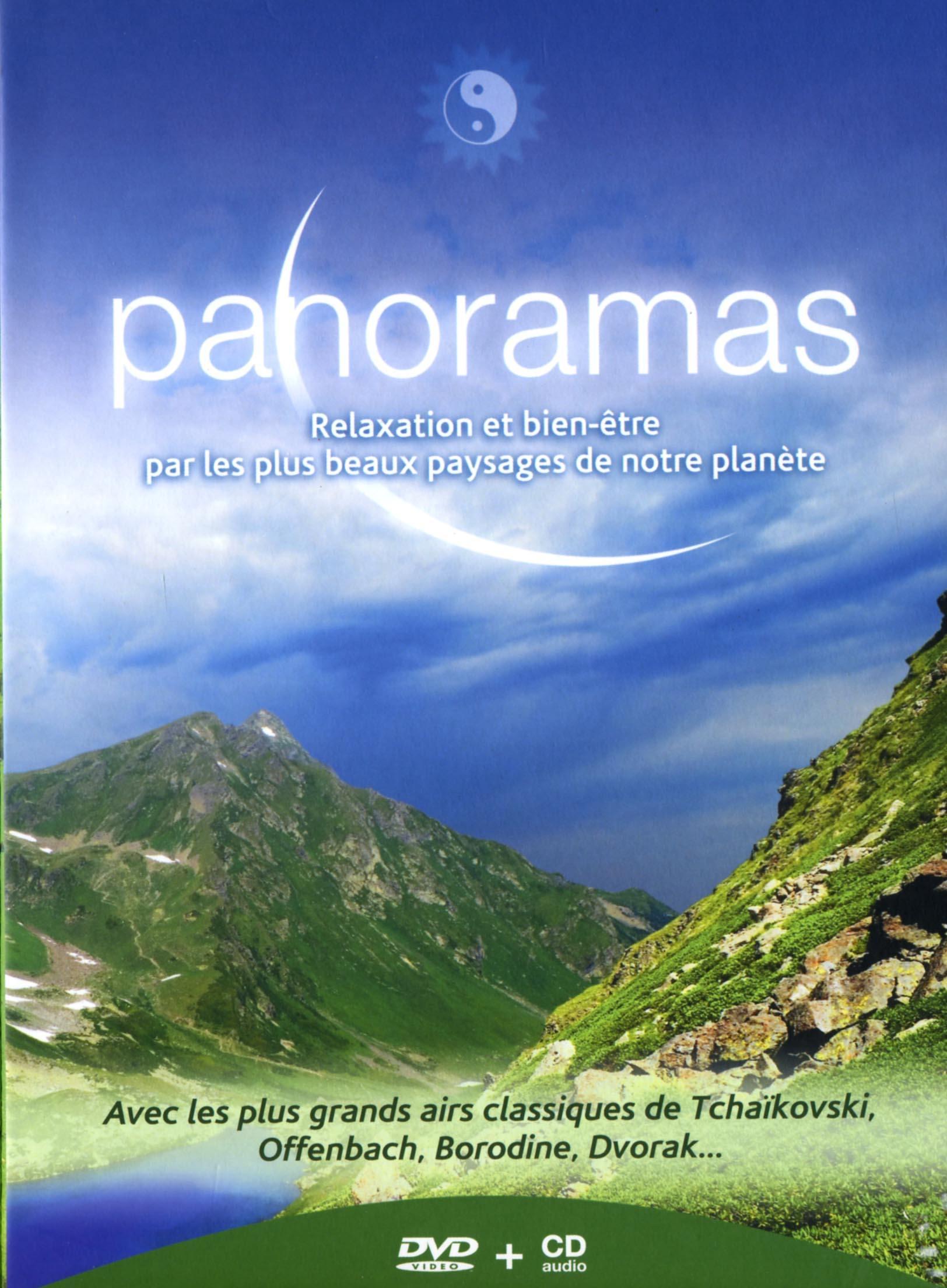 Panoramas - dvd + cd