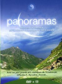 Panoramas - dvd + cd