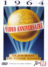 Video anniversaire 1964 - dvd