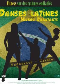 Danses latines - niveau debutant - dvd
