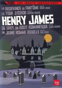 If.henry james-2 dvd