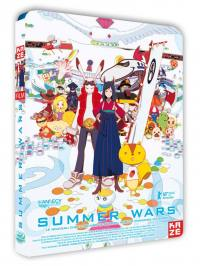 Summer wars - le film - blu-ray