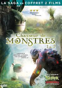 Chasseur de monstres 1 et 2 - 2 dvd