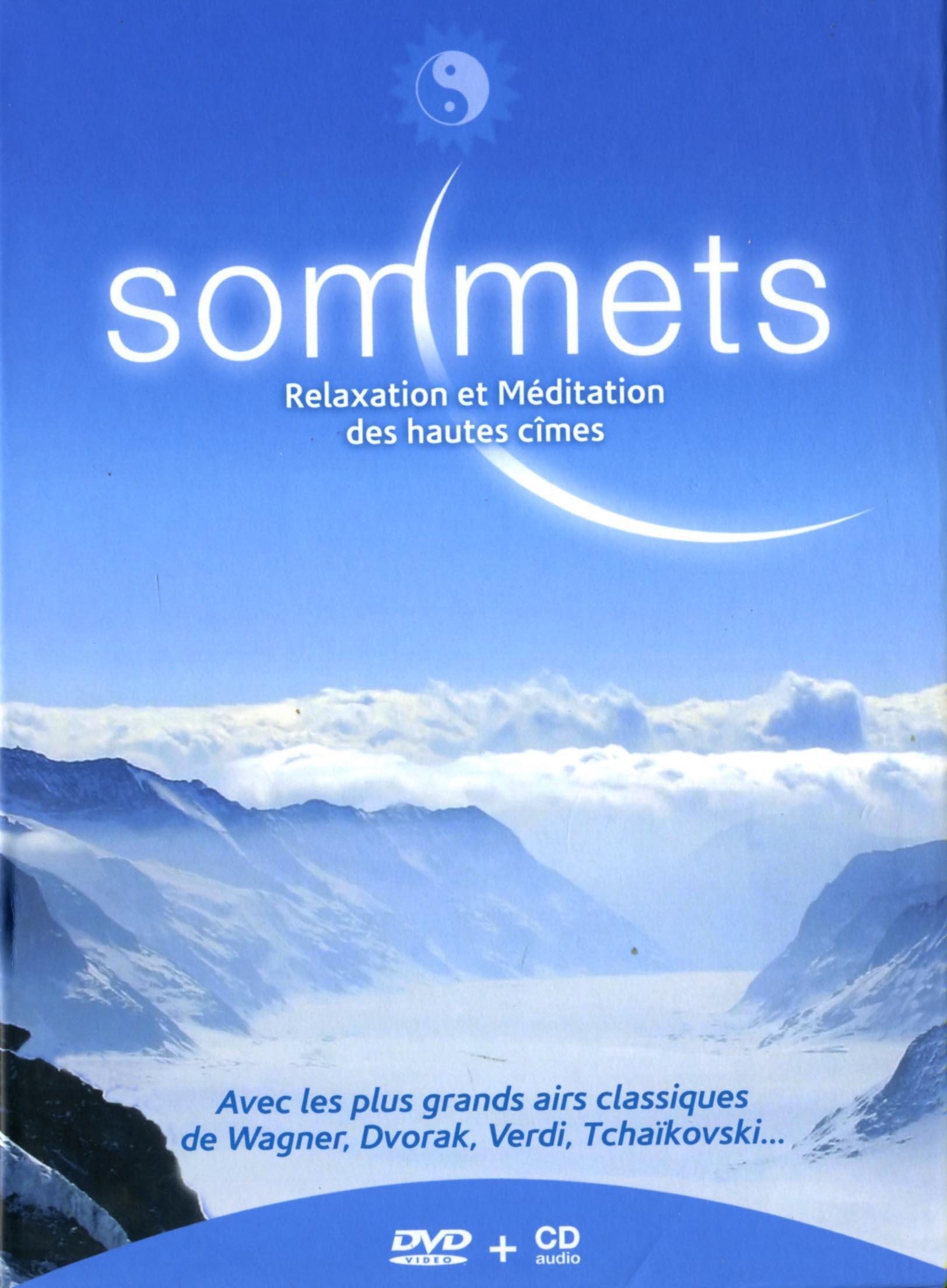Sommets - dvd + cd