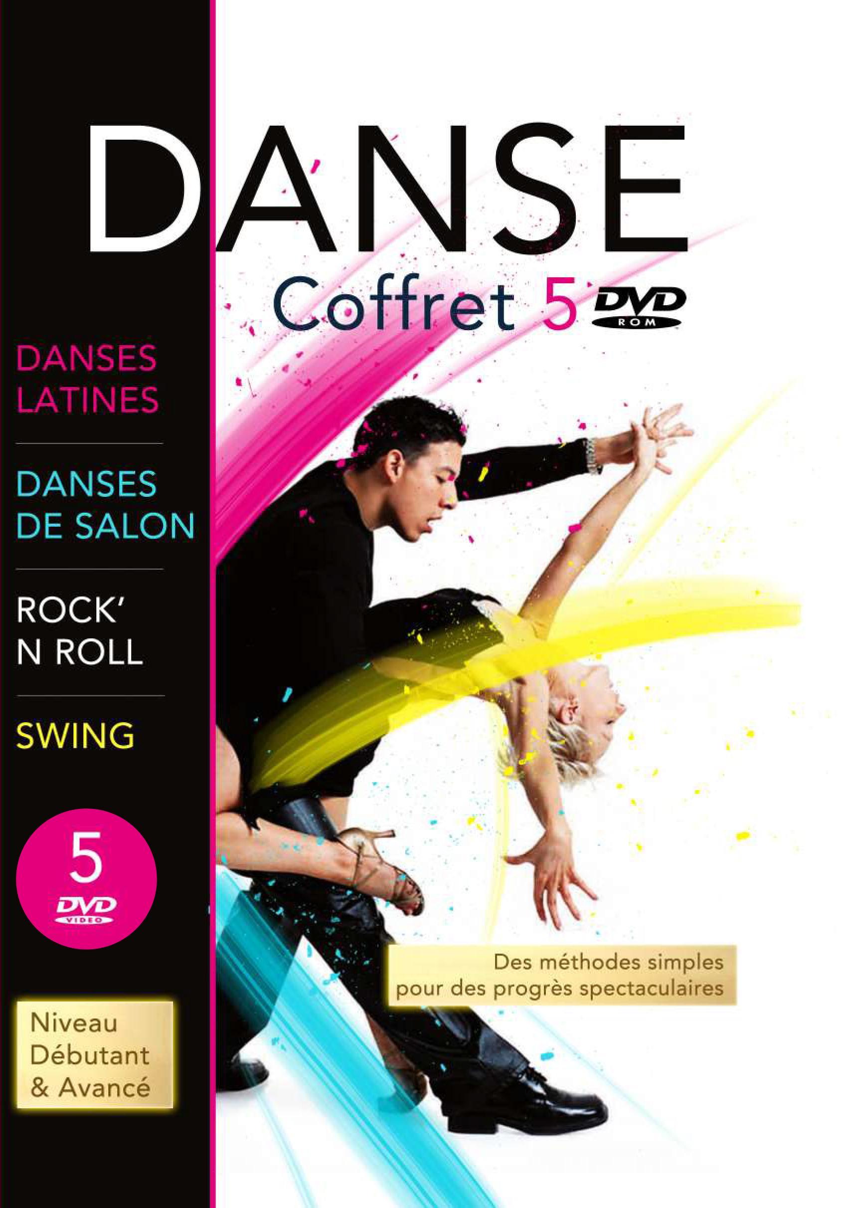 Special danse - 5 dvd