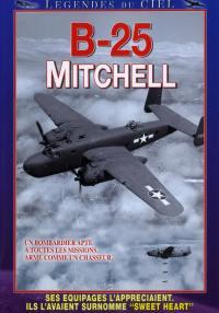 B-25 mitchell - dvd