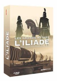 Grands mythes l'iliade (les) - 2 dvd