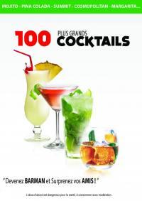 100 plus grands cocktails - dvd + livre