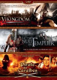 Coffret aventure - 3 dvd