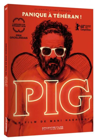 Pig -dvd