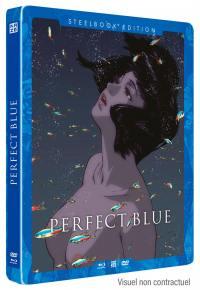 Perfect blue - le film - steelbook blu-ray+dvd