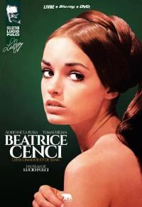 Beatrice cenci - combo dvd + blu-ray + livre- mediabook