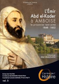 Emir abd el kader a amboise - dvd