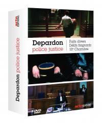 Depardon police/justice- 3 dvd