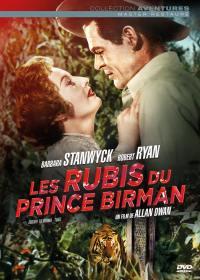 Rubis du prince birman (les) - dvd