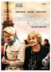 Une estonienne a paris - dvd