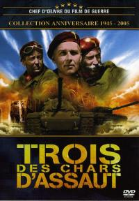 3 des chars d'assaut - dvd