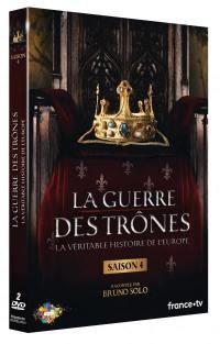 Guerre des trones - s4 (la) - 2 dvd